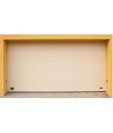 секционна гаражна врата-Benefit